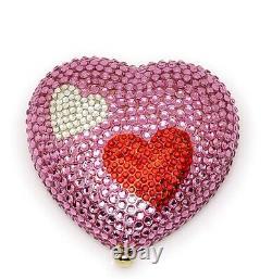 Estee Lauder Powder Compact 2008 Heart of Hearts MIBB