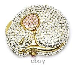 Estee Lauder Powder Compact Country Chic Mouse in Original Box or Boxes