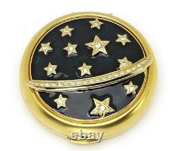 Estee Lauder Powder Compact Starry Night Mint Condition