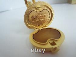 Estee Lauder SPARKLING MERMAID Compact-2000 Pleasures Orig Boxes Never Used