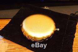 Estee Lauder Sand Dollar pressed powder compact with powder brand new Rare
