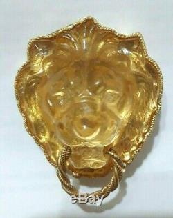 Estee Lauder Snow Lion Solid Perfume Compact Rare