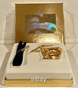 Estee Lauder Solid Perfume 2001 Longhorn