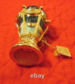 Estee Lauder Solid Perfume Collectible Compact Fantastic Voyage Balloon 1995