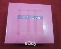 Estee Lauder Solid Perfume Collectible Picnic Basket (2001) Beautiful. 10 oz