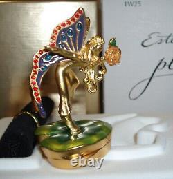 Estee Lauder Solid Perfume Compact Enchanted Fairy MIBB