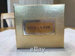 Estee Lauder Solid Perfume Compact Mib Sparkly Beautiful To Boot 1998 Cowboy
