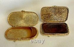 Estee Lauder Solid Perfume Compact Portrait x2 No Box