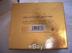 Estee Lauder Solid Perfume Compact Sphinx 2002 Beautiful Mib Full Sticker