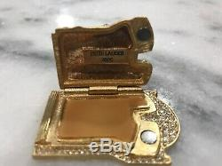 Estee Lauder Solid Perfume Compact Sydney Opera House 2006