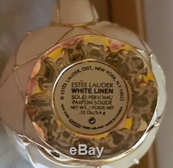 Estee Lauder Solid Perfume Compact TEA POT 1999 WITH PARFUM
