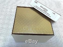 Estee Lauder Strongwater Butterfly Solid Perfume Compact / Box Valentine Gift