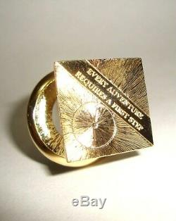 Estee Lauder The Mad Hat Solid Perfume Compact 2018 Empty Ub