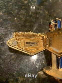 Estee Lauder VIVA LAS VEGAS Compact for Solid Perfume 2005 Collection- RARE