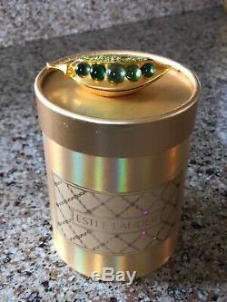 Estee Lauder White Linen Peas In A Pod Solid Perfume Compact
