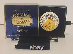Estee Lauder x Disney Snow White Mirror Mirror Powder Compact by Monica Kosann