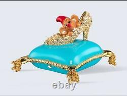 Estee Lauder x Disney compact perfume