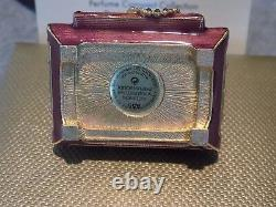 Fragrant Treasures From Jay Strongwater & Estee Lauder- Solid Perfume
