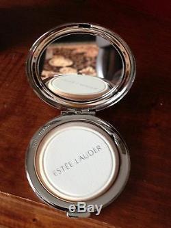 HTF Estee Lauder PEGASUS Compact Lucidity Transparent 06 Translucent Powder. 22