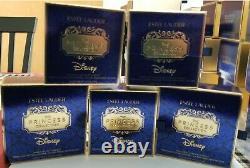 Intl Shipping! Estee Lauder & Disney Powder Compact Little Mermaid Ariel NIBB