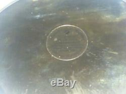 JG-138 Estee Lauder Jeweled Lady's Powder Compact Vintage Oval Very Pretty