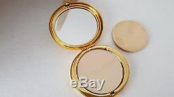 Limited Edition, Collectible Estee Lauder Fairy Pressed Powder Compact-bnwb