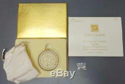 NEW Estee Lauder Wedding Day Compact Lucidity Pressed Powder Pearl Gold