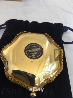 NEW IN BOX RARE Estee Lauder TEXAS ROSE COMPACT 2007 Lucidity Powder
