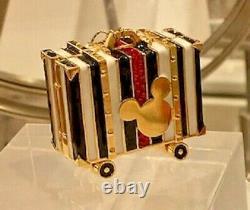 NEW ITEM Estee Lauder Solid Perfume Compact 2021 Mickey Traveler MIBB