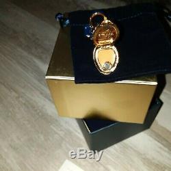 NIB Estee Lauder Solid Perfume Compact Sparkling Stiletto Tuberose Gardenia 2014