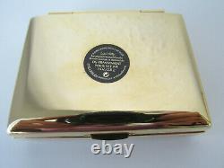 NIB Estee Lauder'Sparkling Jewel' Powder Compact 2007 Lucidity RARE