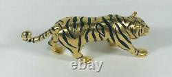 PROTOTYPE 2009 Estee Lauder Beautiful YEAR OF THE TIGER Solid Perfume Compact