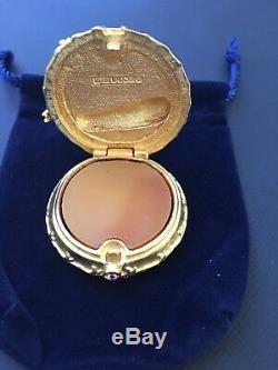 SALE Estee Lauder Solid Perfume Compact Ballet Slippers