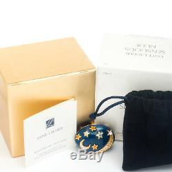 Starry Night Estee Lauder Solid Perfume Compact Jay Strongwater MIB