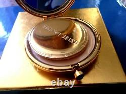 The Estee Lauder Compact Lucidity Powder Collection February Angel
