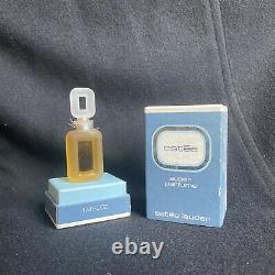 Vintage estee lauder super perfume 1/4 Fl Oz Pre Barcode