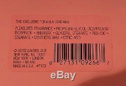 1995 Estee Lauder Parfum Pleasures Compactes Rose Cat Meow