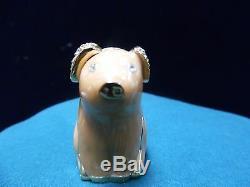 1996 Parfum Solide Estee Lauder Pig Heaven Compact Nib