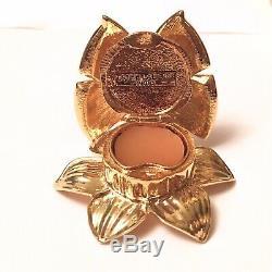 2000 Estee Lauder Enchanted Papillon Belle Boîte Compacte Solide