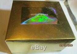 2000 Estee Lauder Mousseux Cristal Mermaid Pleasures Solides Parfum Compact