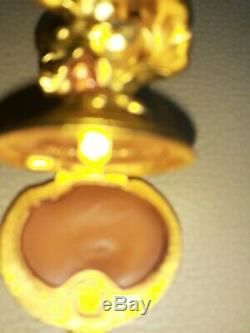 2000 Estée Lauder Mousseux Sirène Parfum Solide Compact