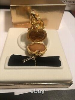 2000 Estée Lauder Mousseux Sirène Withbox Parfum Solide Compact
