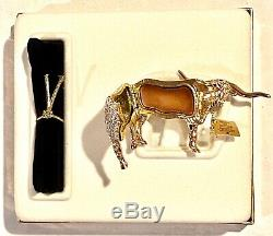 2000 Estee Lauder Parfum Compact Chatoyante Steer