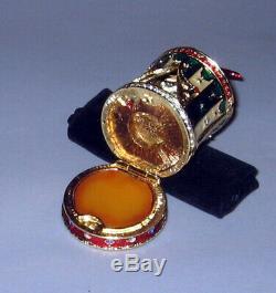 2001 Estée Lauder Cirque Tente Parfum Solide Compact