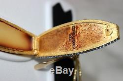 2002 Estee Lauder Pleasures Boat Ride Parfum Solide Compacte État Neuf Nouveau Rare