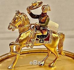 2003 Estee Lauder Parfum Pleasures Compact Rodéo Cowgirl