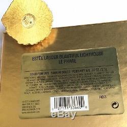 2004 Phare Estee Lauder Belle Boîte Compacte Solide