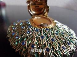 2006 Estee Lauder Beautiful Glorious Peacock Solide Compact Parfum