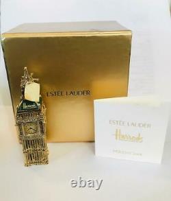 2006 Harrods / Estée Lauder London Tour De L'horloge Parfum Solide Compact