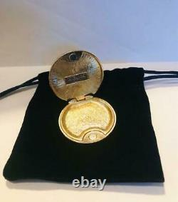 2007 Estee Lauder Pleasures Vegas Lucky Chip Solid Perfume Compact- Très Rare
